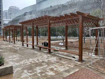 铝合金廊架