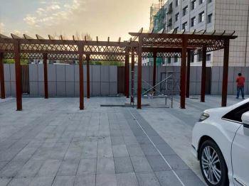 铝合金廊架的安装工艺是什么